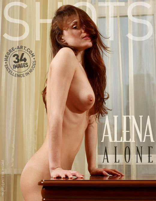 Alena - `Alone` - by Petter Hegre for HEGRE-ART
