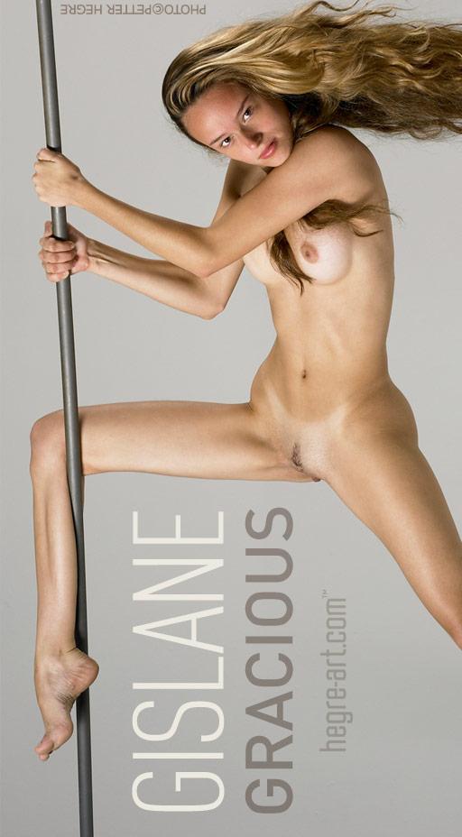 Gislane - `Gracious` - by Petter Hegre for HEGRE-ART