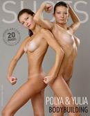 Polya & Yulia - Bodybuilding