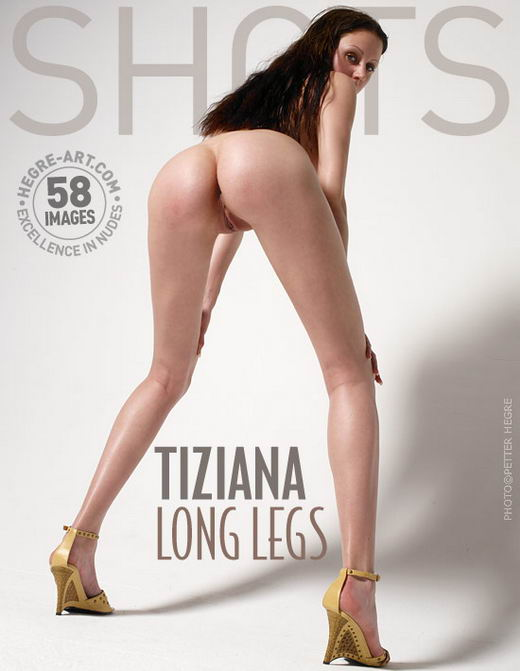 Tiziana - `Long Legs` - by Petter Hegre for HEGRE-ART