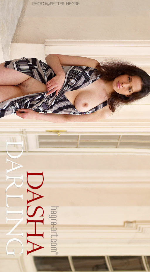Dasha - `Darling` - by Petter Hegre for HEGRE-ART