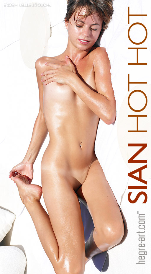 Sian - `Hot Hot` - by Petter Hegre for HEGRE-ART