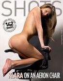 Nude On An Aeron Chair