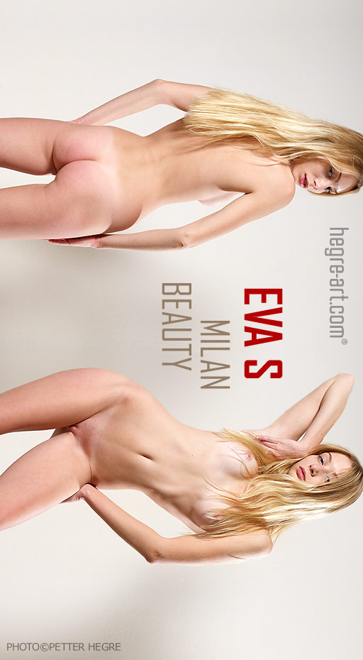 Eva S - `Milan Beauty` - by Petter Hegre for HEGRE-ART