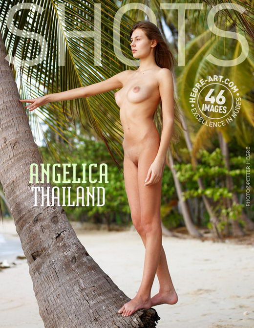 Angelica - `Thailand` - by Petter Hegre for HEGRE-ART