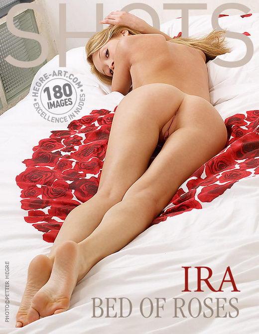 Ira - `Bed Of Roses` - by Petter Hegre for HEGRE-ART