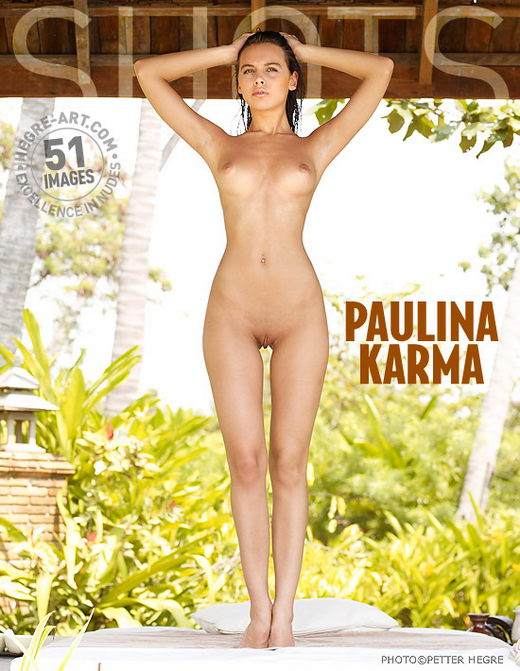 Paulina - `Karma` - by Petter Hegre for HEGRE-ART
