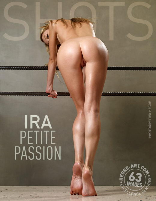 Ira - `Petite Passion` - by Petter Hegre for HEGRE-ART