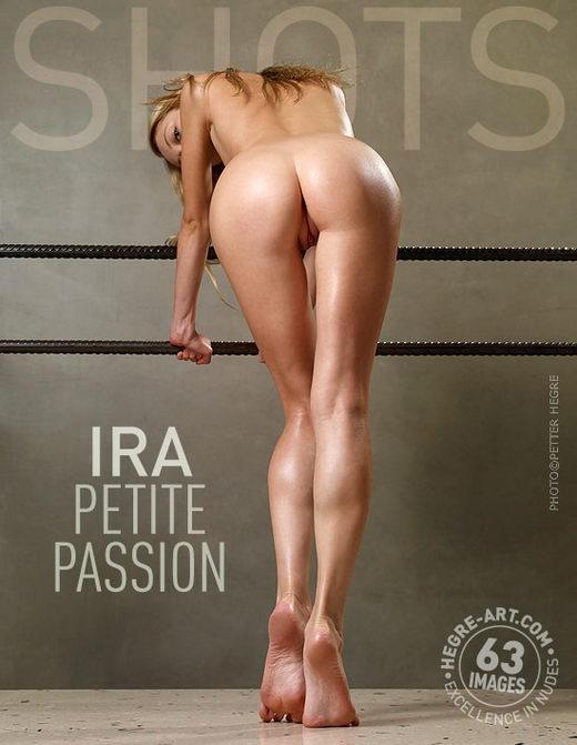Ira - `Petite Passion` - by Petter Hegre for HEGRE-ART