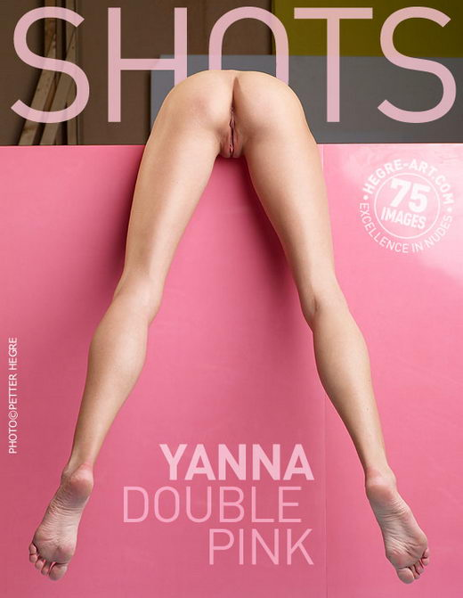 Yanna - `Double Pink` - by Petter Hegre for HEGRE-ART