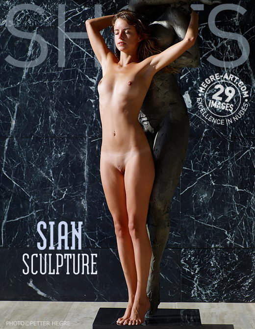 Sian - `Sculpture` - by Petter Hegre for HEGRE-ART
