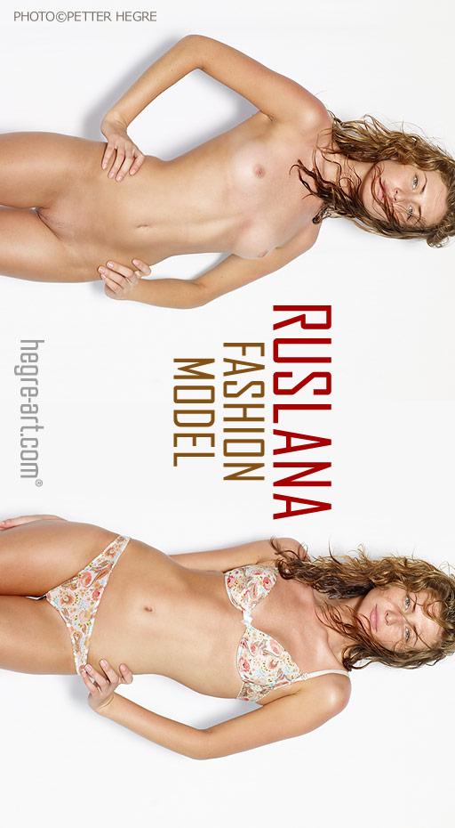 Ruslana - `Fashion Model` - by Petter Hegre for HEGRE-ART