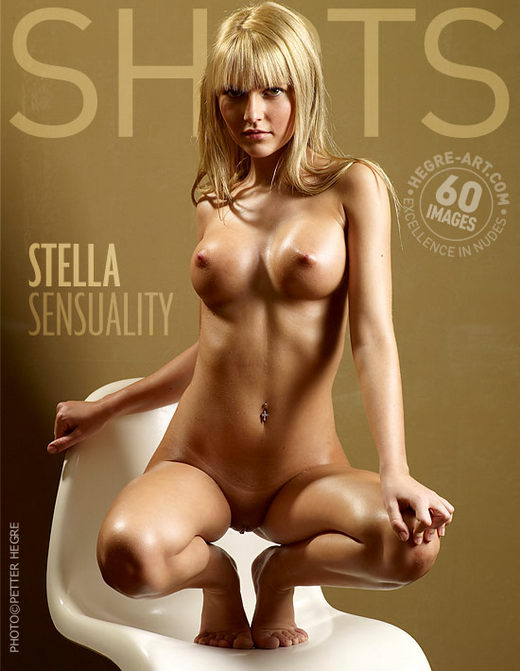 Stella - `Sensuality` - by Petter Hegre for HEGRE-ART
