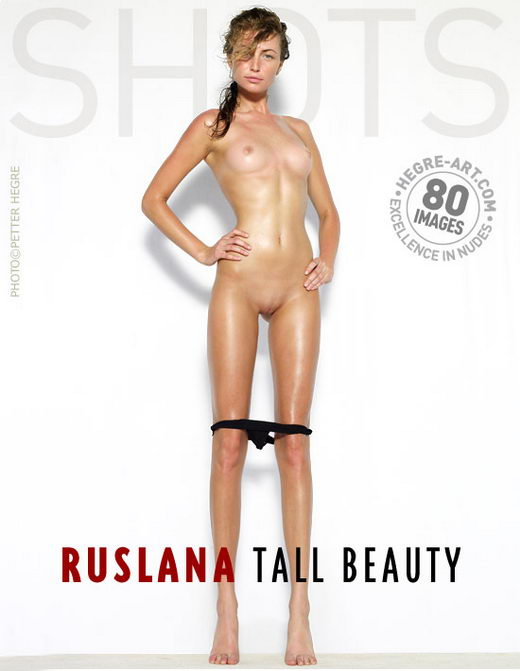 Ruslana - `Tall Beauty` - by Petter Hegre for HEGRE-ART