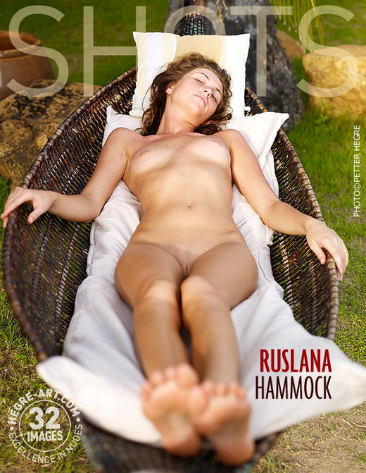 Ruslana - `Hammock` - by Petter Hegre for HEGRE-ART