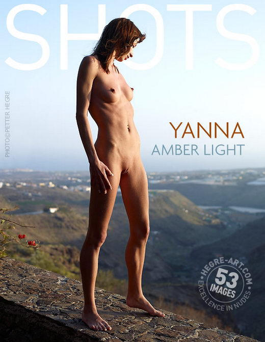 Yanna in Amber Light gallery from HEGRE-ART by Petter Hegre
