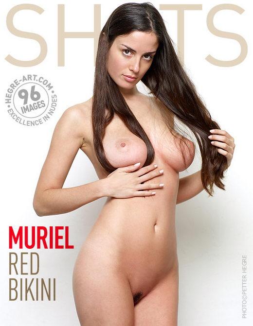 Muriel in Red Bikini gallery from HEGRE-ART by Petter Hegre