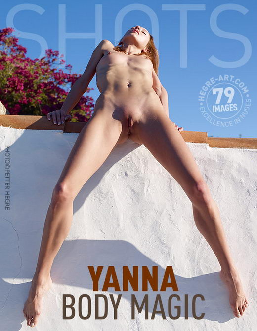 Yanna - `Body Magic` - by Petter Hegre for HEGRE-ART
