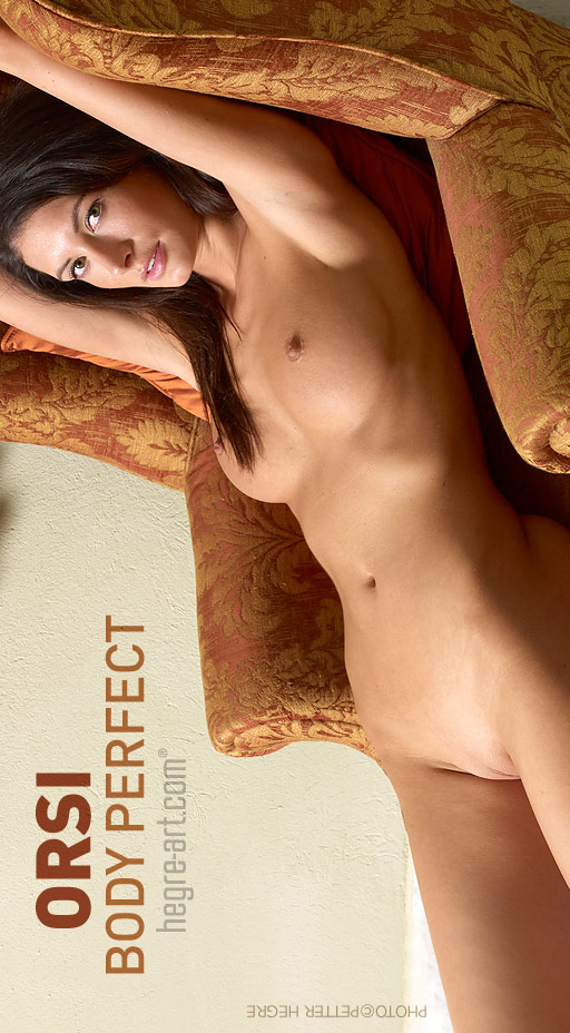 Orsi - `Body Perfect` - by Petter Hegre for HEGRE-ART