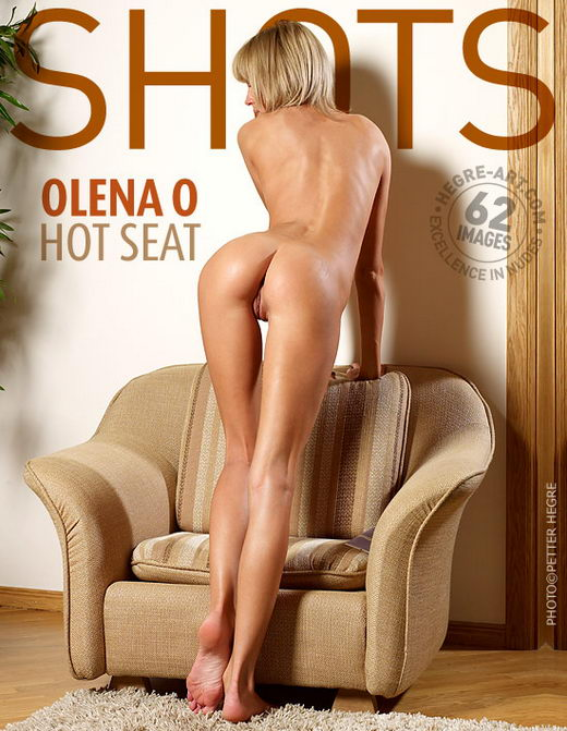 Olena O - `Hot Seat` - by Petter Hegre for HEGRE-ART