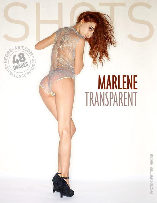 Marlene - `Transparent` - by Petter Hegre for HEGRE-ART