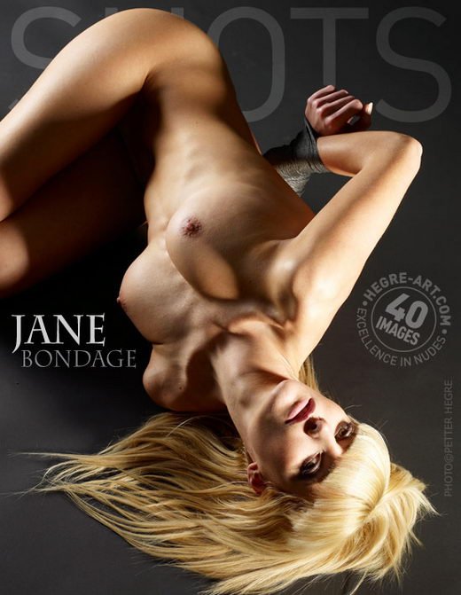 Jane - `Bondage` - by Petter Hegre for HEGRE-ART