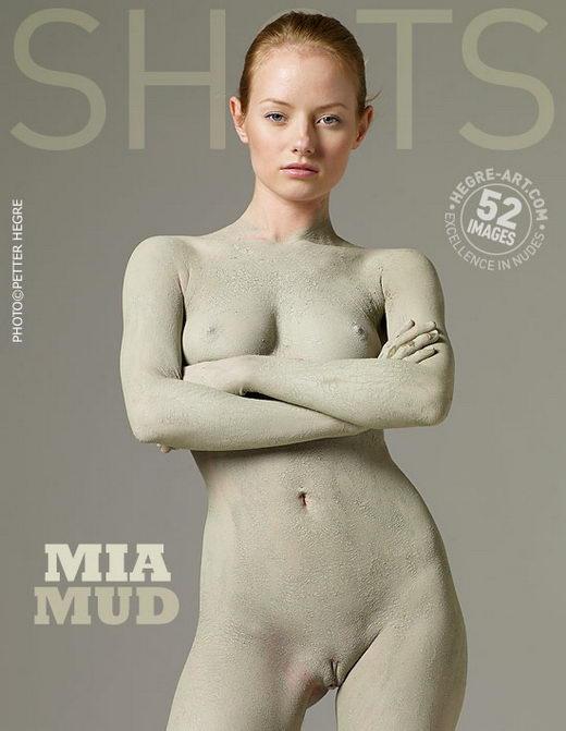Mia - `Mud` - by Petter Hegre for HEGRE-ART