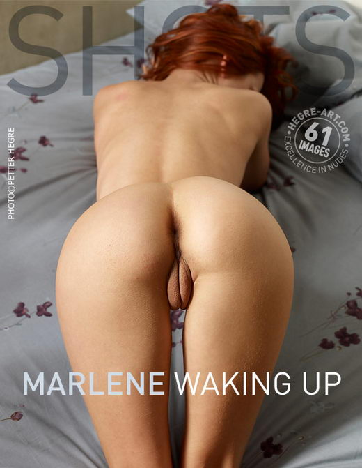 Marlene - `Waking Up` - by Petter Hegre for HEGRE-ART