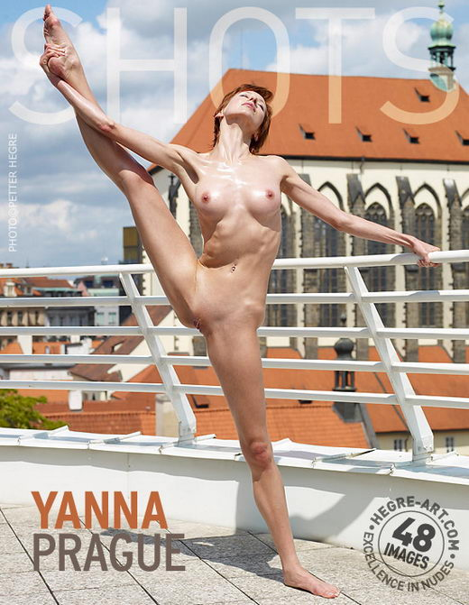 Yanna - `Prague` - by Petter Hegre for HEGRE-ART