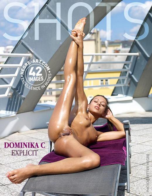 Dominika C - `Explicit` - by Petter Hegre for HEGRE-ART