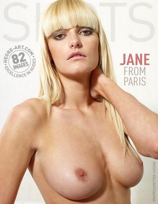 Jane - `Jane From Paris` - by Petter Hegre for HEGRE-ART