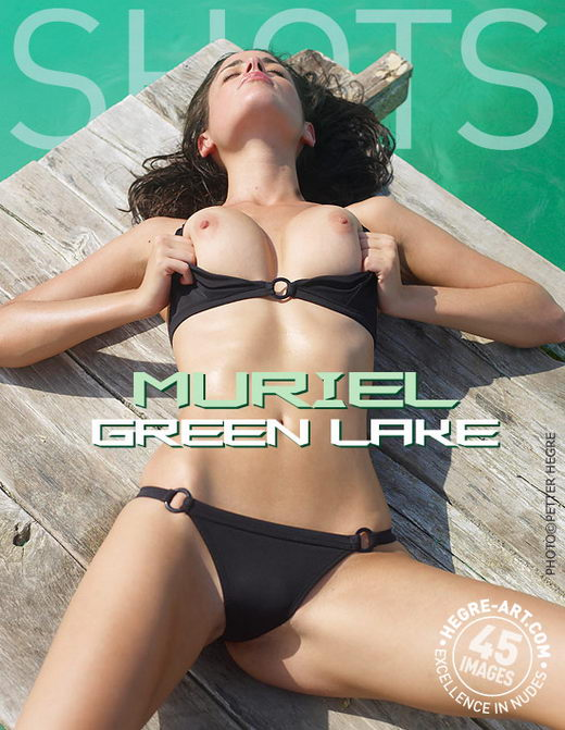 Muriel - `Green Lake` - by Petter Hegre for HEGRE-ART