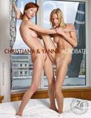 Christiana & Yanna - Acrobats