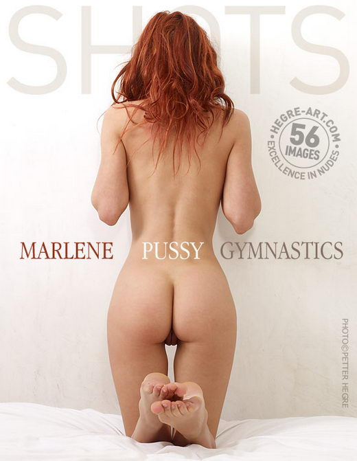 Marlene - `Pussy Gymnastics` - by Petter Hegre for HEGRE-ART