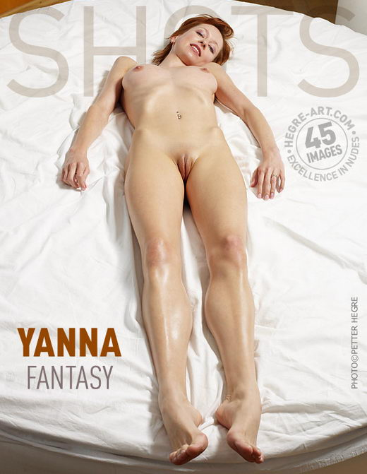 Yanna - `Fantasy` - by Petter Hegre for HEGRE-ART