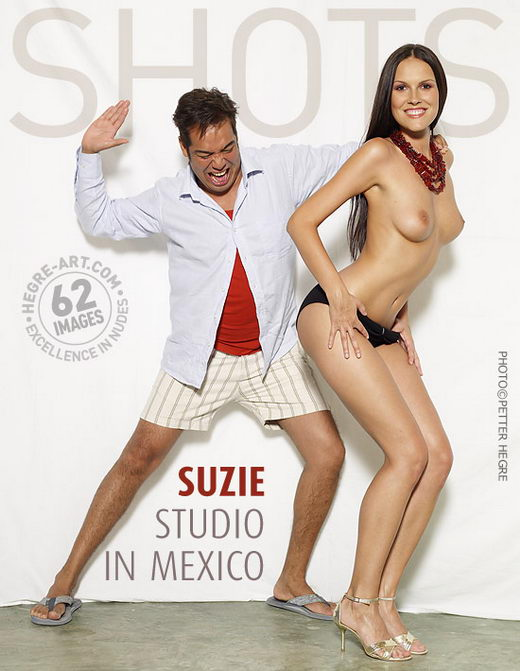 Suzie - `Studio In Mexico` - by Petter Hegre for HEGRE-ART