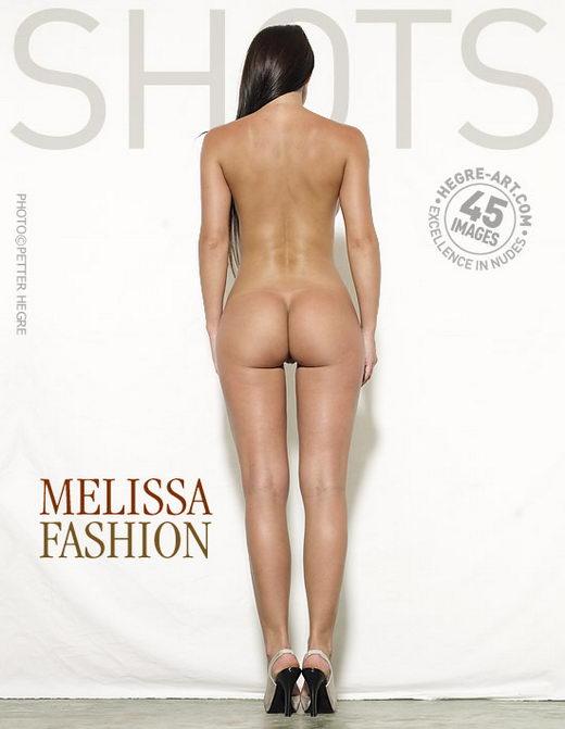 Melissa - `Fashion` - by Petter Hegre for HEGRE-ART