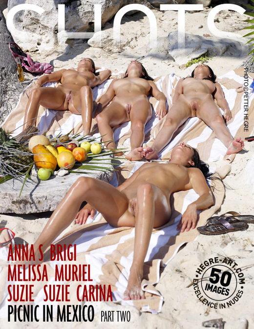 фото семейные нудистские пляжи