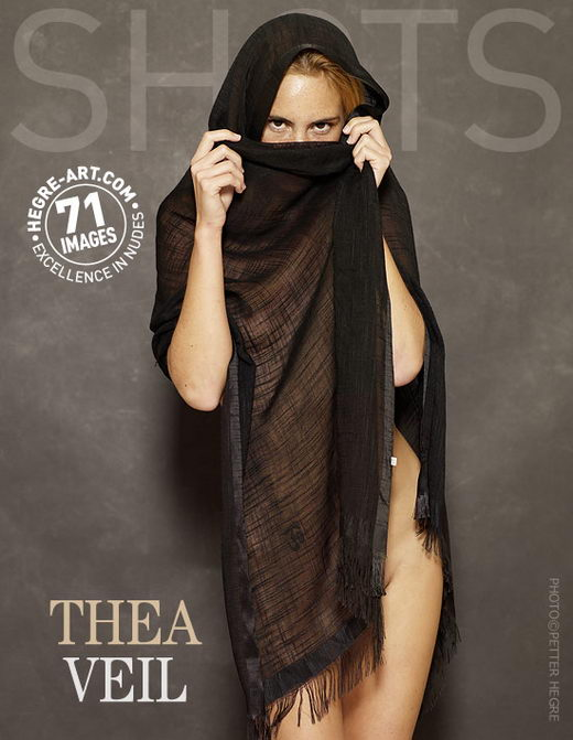 Thea - `Veil` - by Petter Hegre for HEGRE-ART