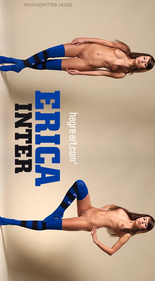 Erica - `Inter` - by Petter Hegre for HEGRE-ART