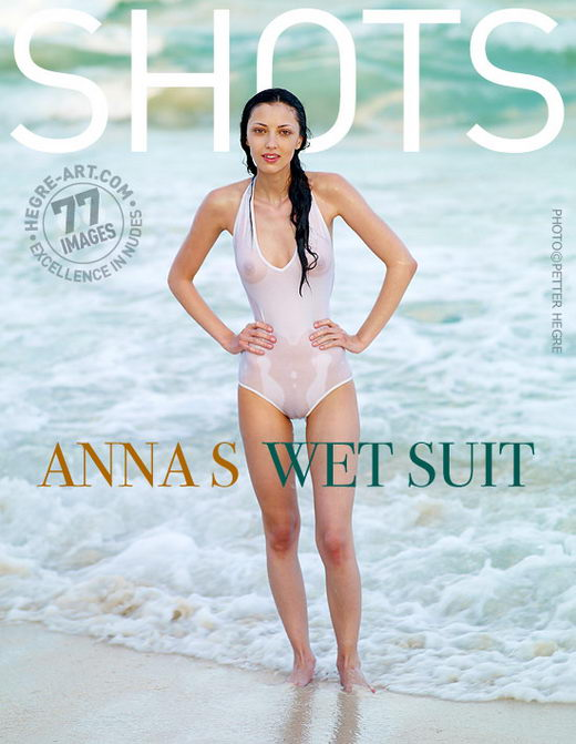 Anna S - `Wet Suit` - by Petter Hegre for HEGRE-ART
