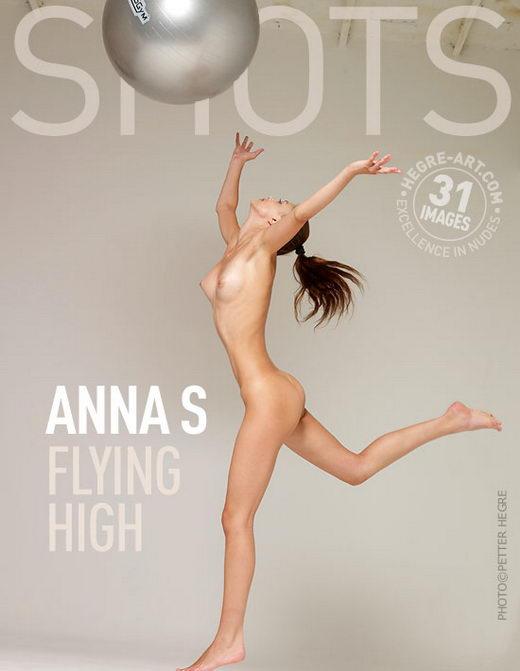Anna S - `Flying High` - by Petter Hegre for HEGRE-ART