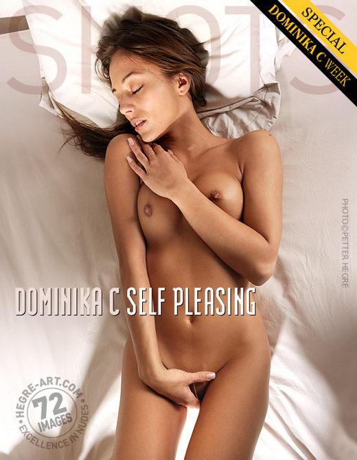Dominika C - `Self Pleasing` - by Petter Hegre for HEGRE-ART