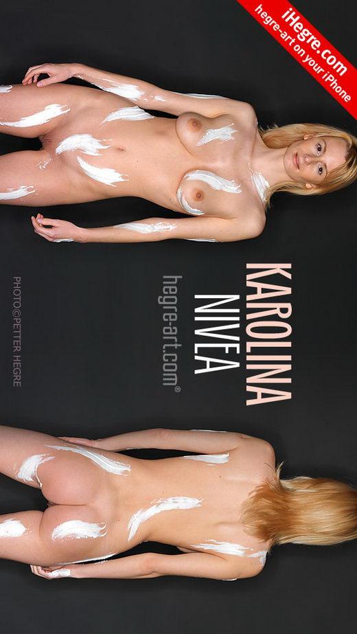 Karolina - `Nivea` - by Petter Hegre for HEGRE-ART