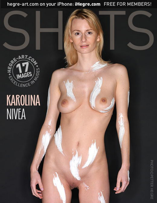 Karolina - `Nivea` - by Petter Hegre for HEGRE-ART
