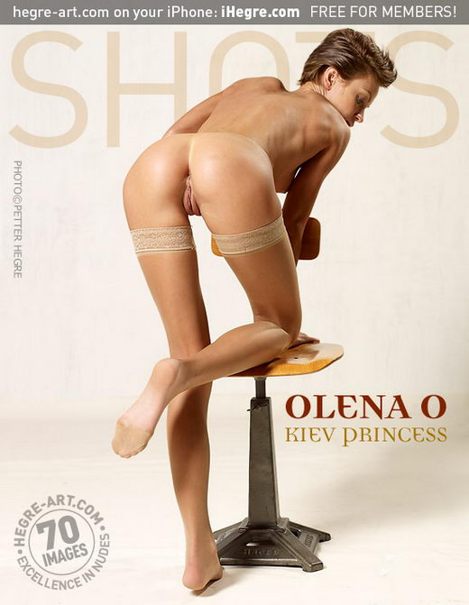 Olena O - `Kiev Princess` - by Petter Hegre for HEGRE-ART