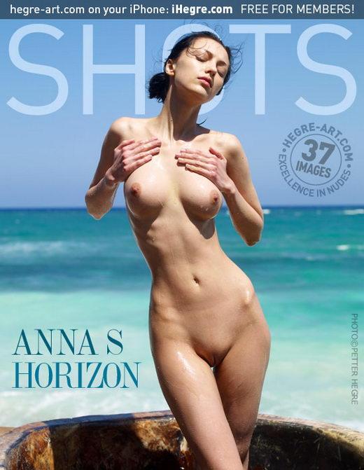 Anna S - `Horizon` - by Petter Hegre for HEGRE-ART