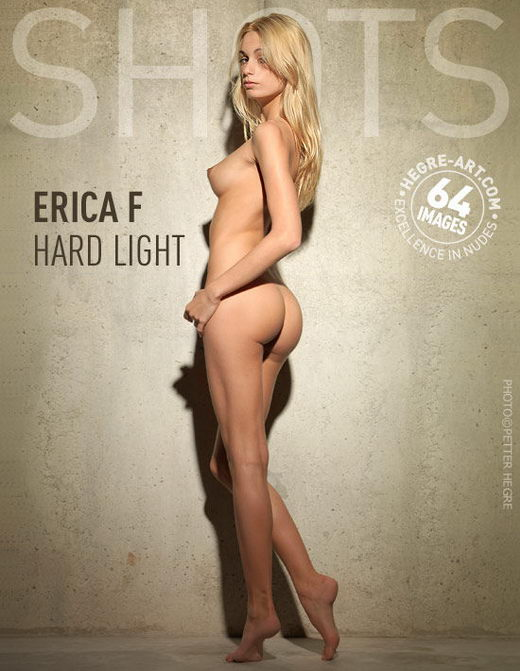 Erica F - `Hard Light` - by Petter Hegre for HEGRE-ART