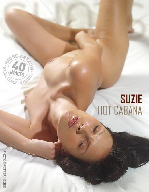 Suzie - `Hot Cabana` - by Petter Hegre for HEGRE-ART