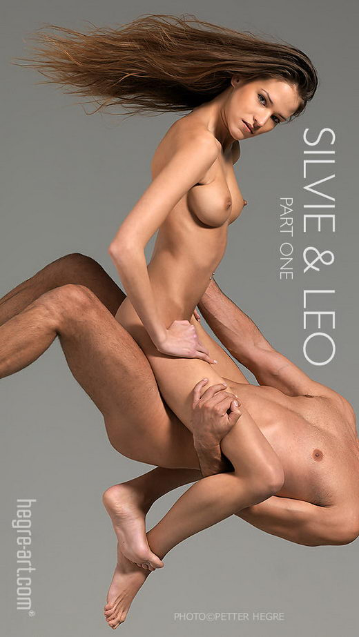 Silvie - `Silvie And Leo - Part 1` - by Petter Hegre for HEGRE-ART